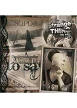 Sopor Aeternus - Strange Thing To Say, A (Music CD)