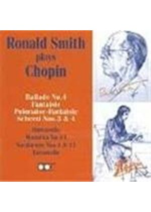 Ronald Smith plays Chopin