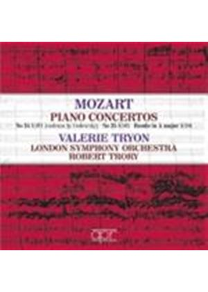 Mozart: Piano Concertos (Music CD)