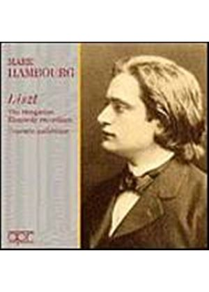 Franz Liszt - Hungarian Rhapsodies (Hambourg) (Music CD)