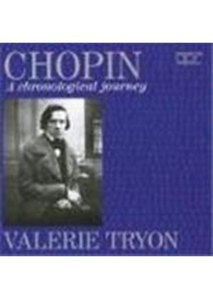 Fryderyk Chopin - A Chronological Journey (Tryon) (Music CD)