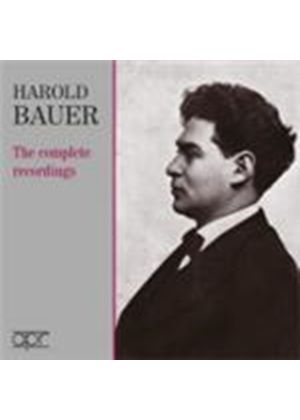 Bauer - The Complete Recordings (Music CD)
