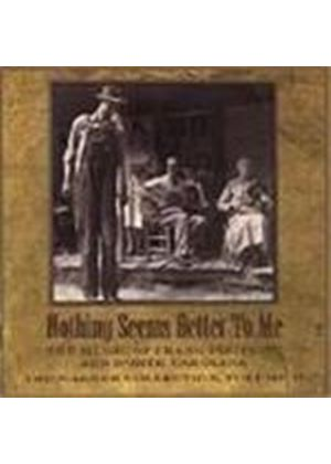 Various Artists - Warner Collection Vol.2, The (Nothing Seems Better To Me/The Music Of Frank Profitt & North Carolina)