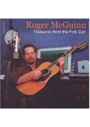 Roger McGuinn - BEST OF THE FOLK DEN