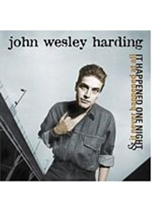 John Wesley Harding - It Happened One Night/It Never Happened At All (Music CD)