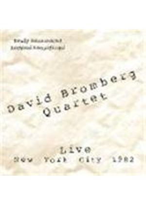 David Bromberg - Live In New York City 1982