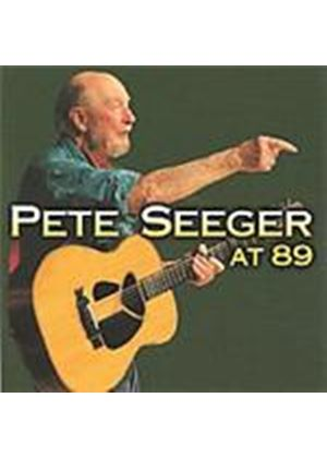 Pete Seeger - At 89 (Music CD)