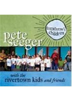 Pete Seeger - Tomorrow's Children (Music CD)
