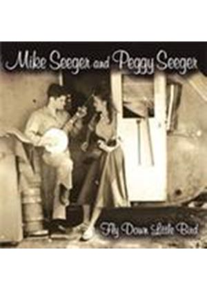 Mike & Peggy Seeger - Fly Down Little Bird (Music CD)