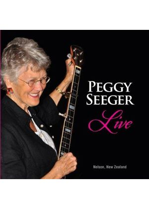 Peggy Seeger - Live (Live Recording) (Music CD)