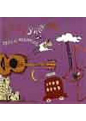 Incredible String Band - Nebulous Nearnesses (Music CD)