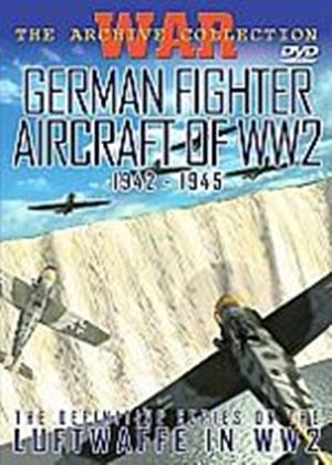 German Fighter Aircraft Of WW2 - 1942 - 1945