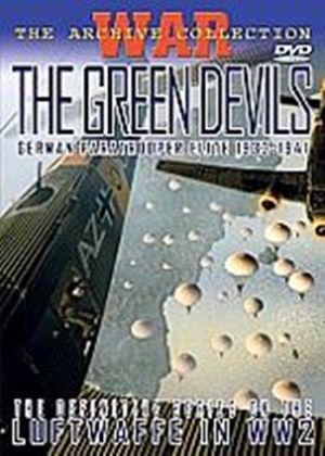 Green Devils - German Paratrooper Elite 1933 - 41, The