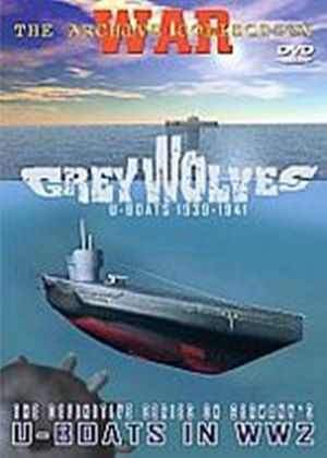 Grey Wolves - U-Boats 1939 - 1941