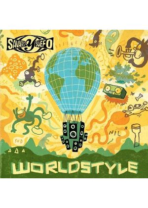 Savages Y Suefo - Worldstyle (Music CD)