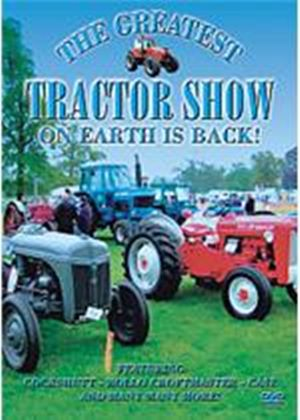 Greatest Tractor Show On Earth Is Back