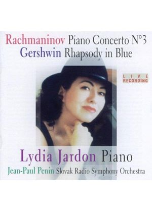 Gershwin: Rhapsody in Blue; Rachmaninov: Piano Concerto No 3