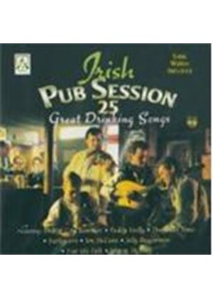 Various Artists - Irish Pub Session