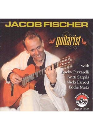 Jacob Fischer - Guitarist (Music CD)