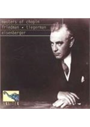 Masters of Chopin (Music CD)