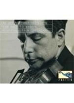 Art of Roman Totenberg: From Bach to Webern - Recodrings from 1943-1996 (Music CD)