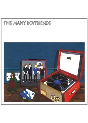 This Many Boyfriends - This Many Boyfriends (Music CD)