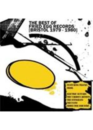 Various Artists - Best Of Fried Egg Records, The (Bristol 1979-1980) (Music CD)