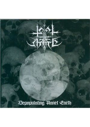 Total Hate - Depopulating Planet Earth (Music CD)