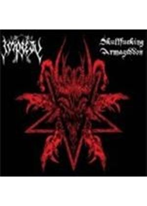 Impiety - Skullfucking Armageddon (Music CD)