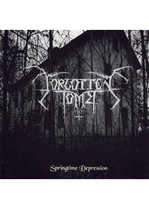 Forgotten Tomb - Springtime Depression (Music CD)