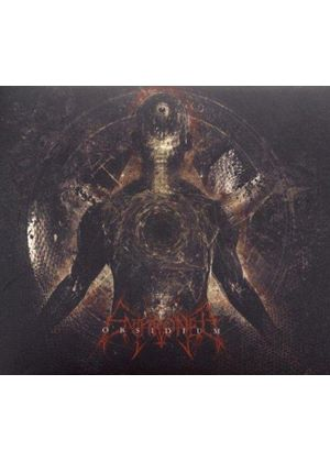 Enthroned - Obsidium (Music CD)