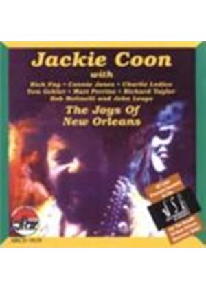 Jackie Coon - Joys Of New Orleans, The (Music CD)