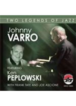 Johnny Varro - Two Legends Of Jazz (Music CD)