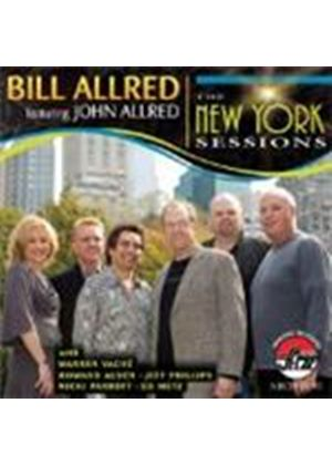 Bill Allred - New York Sessions, The (Music CD)