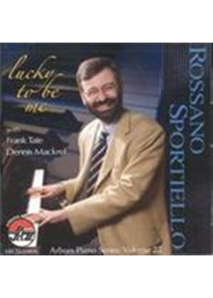 Rossano Sportiello - Lucky To Be Me (Music CD)