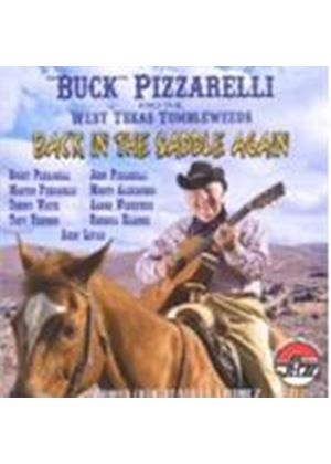 Bucky Pizzarelli & West Texas Tumbleweeds - Back In The Saddle Again (Music CD)