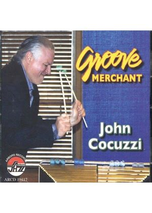 John Cocuzzi - Groove Merchant (Music CD)
