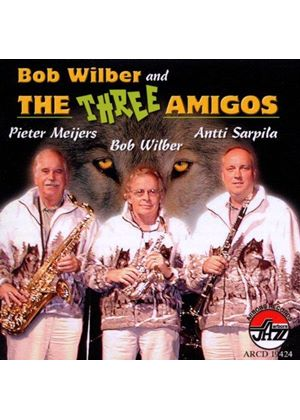 Bob Wilber - And The Three Amigos (Music CD)