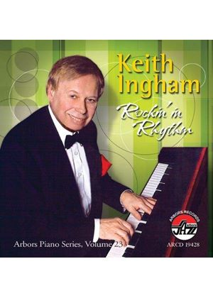 Keith Ingham - Rockin' in Rhythm (Music CD)