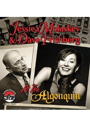 Dave Frishberg - At The Algonquin (Music CD)
