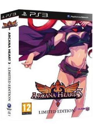 Arcana Heart 3: Limited Edition (PS3)