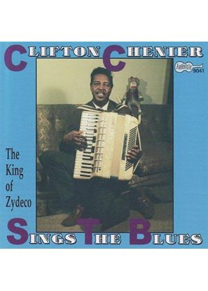 Clifton Chenier - Clifton Sings The Blues [US Import]