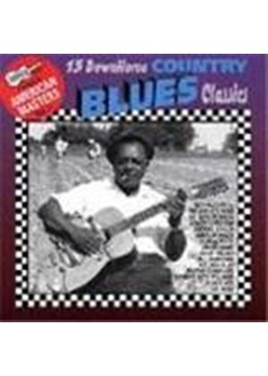 Various Artists - Arhoolie American Masters Vol.1 (15 Down Home Country Blues Classics)