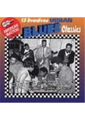 Various Artists - Arhoolie American Masters Vol.2 (15 Down Home Urban Blues Classics)
