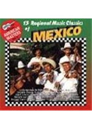 Various Artists - Arhoolie American Masters Vol.6 (15 Regional Music Classics Of Mexico)