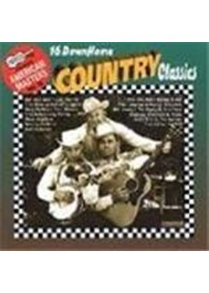 Various Artists - Arhoolie American Masters Vol.10 (16 Down Home Country Classics)