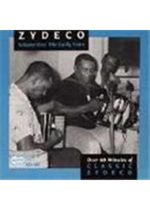 Various Artists - Zydeco - The Early Years 1961-1963