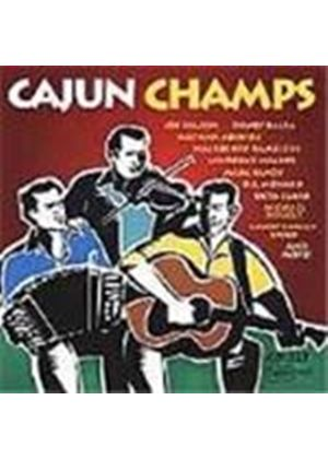 Various Artists - Cajun Champs