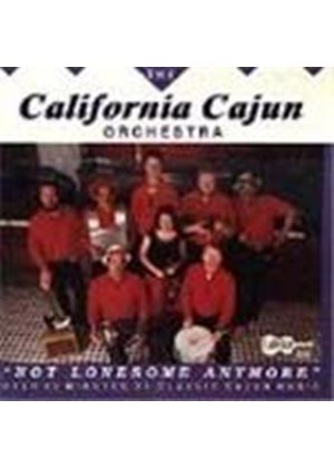 California Cajun Orchestra - Not Lonesome Anymore