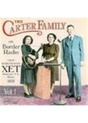 Carter Family - On Border Radio Vol.1